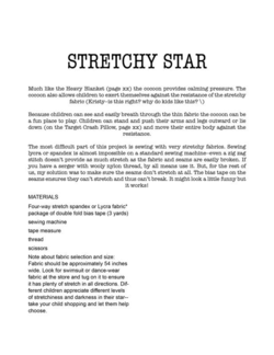 Stretcy star layout3