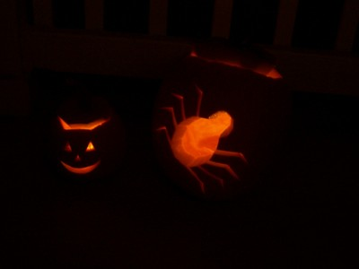 Glowing_pumpkins